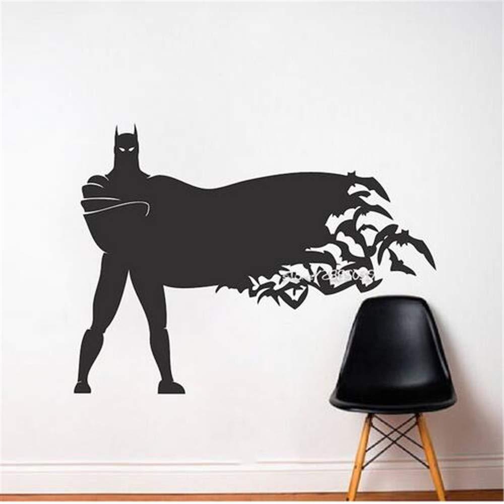 Suuyar De Pie Batman Superhero Pegatinas De Pared Vinilo ...