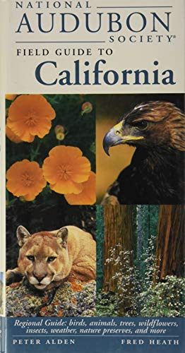 The most comprehensive field guide available to the flora and fauna of California--a portable, essential companion for visitors and residents alike--from the go-to reference source for over 18 million nature lovers.This compact volume contains:An eas...