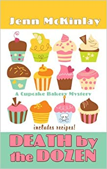 Book Death By The Dozen (A Cupcake Bakery Mystery) by Jenn McKinlay (2012-05-16)