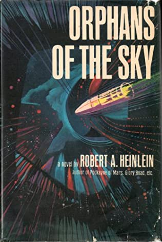 book cover of Orphans of the Sky