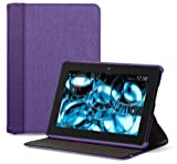 PC Hardware : B00DQZOGZQ Belkin Chambray Case For 7in Kindle Fire Hdx Tablet Purple