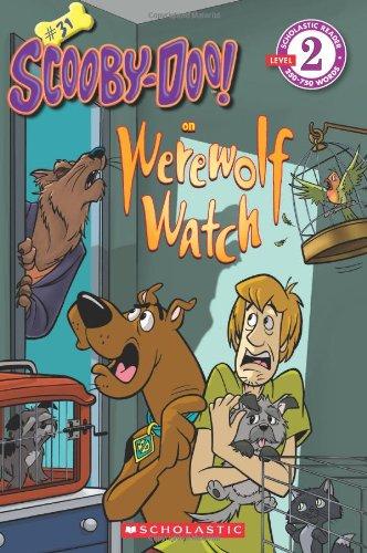 Scooby-Doo Reader #31: Werewolf Watch