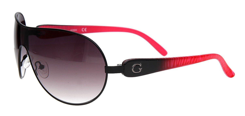 Amazon.com: Guess Womens GUF 212 Shield anteojos de sol GUF ...