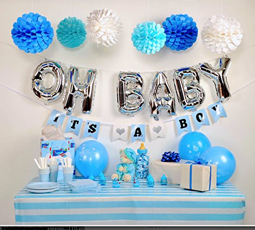 baby shower decorations balloons - 4