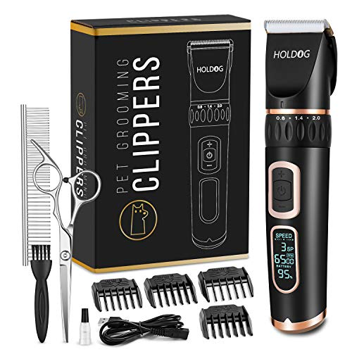 Dog Clippers Professional Heavy