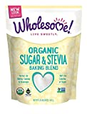 Wholesome Sweeteners, Organic Sweet and Lite Sugar and Stevia Blend, 1.25 Pound