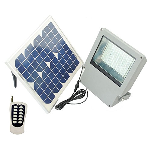 Solar Flood Light 108 Leds in US - 9