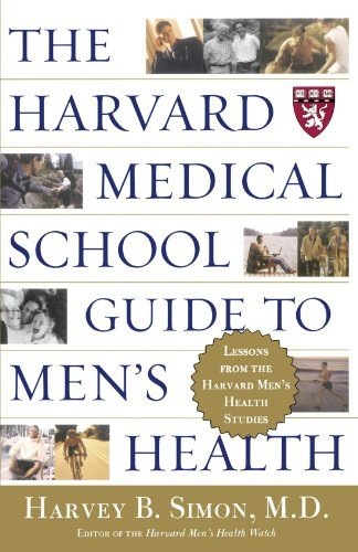 Download The Harvard Medical School Guide to Men's Health: Lessons from the Harvard Men's Health Studies [Paperback] [2004] (Author) Harvey B. Simon pdf
