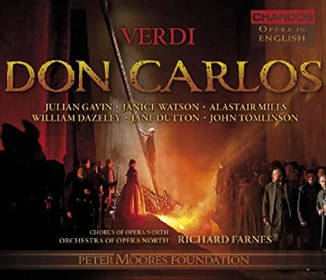 Amazon.com: Don Carlos: Music
