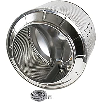 Amazon Com Ge Wh45x10079 Washer Basket Assembly Home