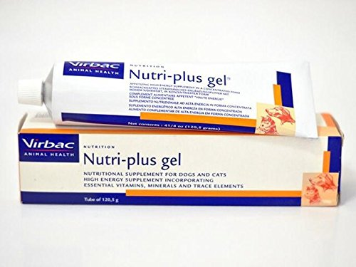 Virbac Nutri-plus Gel Essential Vitamins Minerals and Trace Element for Dog&cat 120g