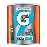 Gatorade Thirst Quencher, Frost Glacier Freeze, 51 Ounce Powder