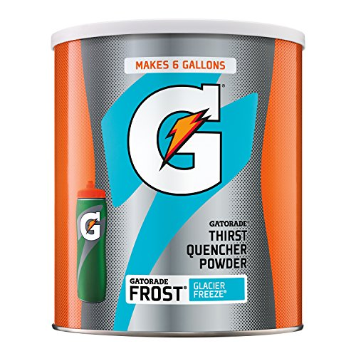 Gatorade Thirst Quencher, Frost Glacier Freeze, 51 Ounce Powder ()