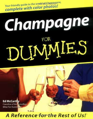 Champagne For Dummies by Ed McCarthy