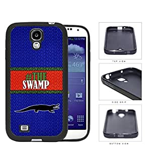 Hashtag The Swamp School Spirit Slogan Chant Samsung Galaxy S4 I9500 Rubber Silicone TPU Cell Phone Case
