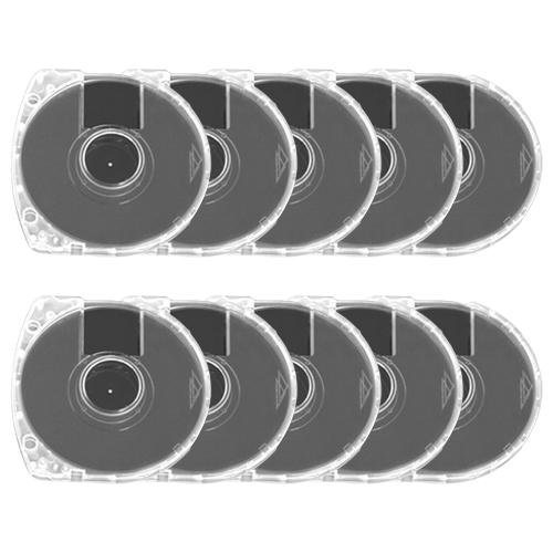 (10 X Replacement UMD Game Disc Case Shell for Sony PSP)