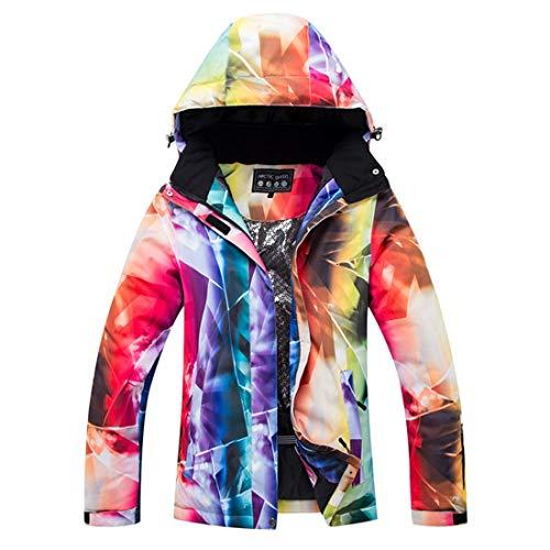 De Pour Neige Coupe Mifusanahorn color vent Les Snowboard A01 Size Imperméable A03 Femmes Veste Ski L Hqqwg5B