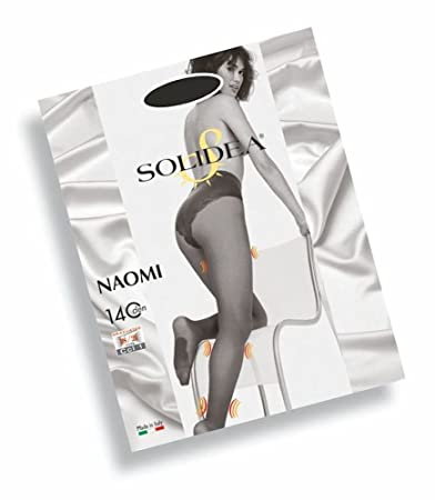amazon com slidea naomi 140 denier tights size ml health