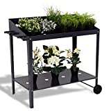 40'' Raised Garden Bed Garden Planter - By Choice Products