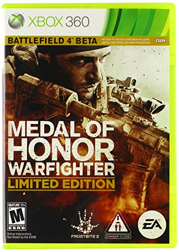 (Medal of Honor Warfighter - Xbox 360)