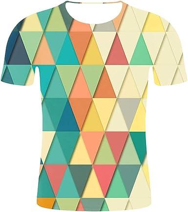 Rrive Mens Buttons Gradient Color Short Sleeve Letters Print Summer Shirt