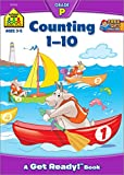 img - for Counting 1-10 Workbook Grade P (Get Ready Books) book / textbook / text book