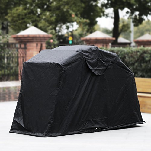 Folding Motorcycle Cover - 6