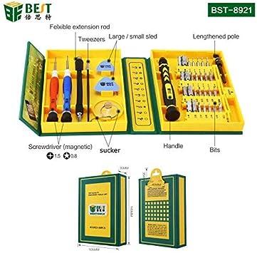 Best Tool – Set de herramientas universales 38 piezas para ...