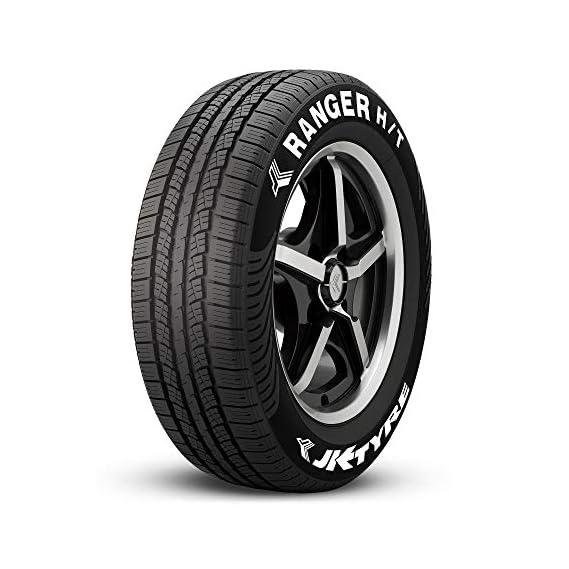 JK Tyre 215/75 R15 Ranger H/T Tubeless Car Tyre