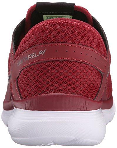 Relay Saucony da Scarpe Kineta Fitness Rosso Uomo 6qwPqF