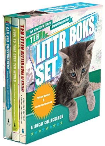 Halloween Funny Poems Adults (Teh Littr Boks Set: A LOLcat)