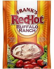 Frank's RedHot, Buffalo Ranch Dip Seasoning, 28g