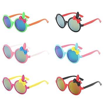 Toyvian 6 Piezas Gafas de Sol con Oreja de Conejo Juguete Disfraz ...