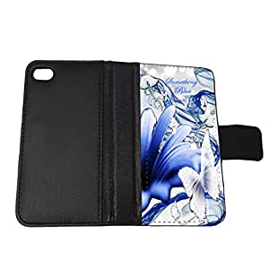 Brides Something Blue - iPhone 5/5s Wallet Case