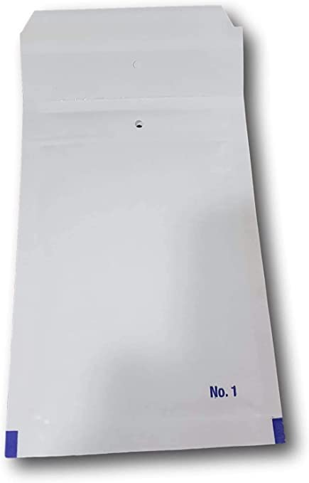 ext. 170x225 Lot 100 Enveloppes à bulles pochettes Blanches ECO 150x215 mm 3//C
