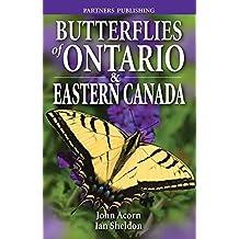 Butterflies of Ontario & Eastern Canada