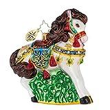 Arabian Stallion Ornament by Christopher Radko