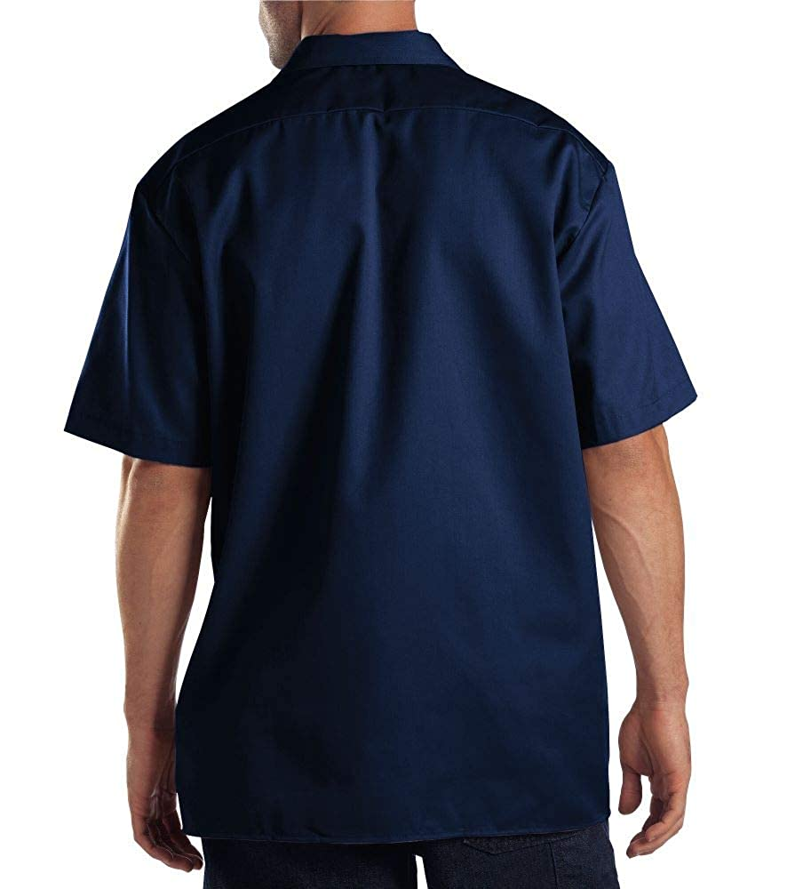 c8d868b5ff Dickies Men s Short Sleeve Work Shirt at Amazon Men s Clothing store