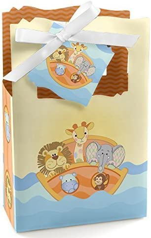 Set of 24 Noahs Ark Candy Bar Wrappers Baby Shower Favors