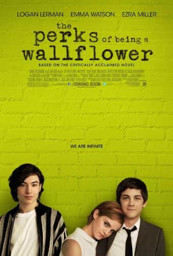 Amazon.com: (27x40) The Perks of Being a Wallflower Poster: Prints ...