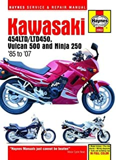 kawasaki ninja 250r 1988 2012 clymer motorcycle repair penton rh amazon com Kawasaki Ninja 1000 Kawasaki Ninja 1000