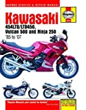Kawasaki EN450, 500 Twins and Ninja 250, 1985-2007, Alan Ahlstrand and Ken Freund, 1563926679
