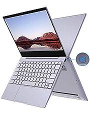 "XIDU Tour Pro - Ordenador Portátil de 12.5"", Pantalla Táctil 2K (Intel 3867U, 8GB RAM 128GB SSD, Windows 10) Teclado Retroiluminado, USB C, Color Gris"