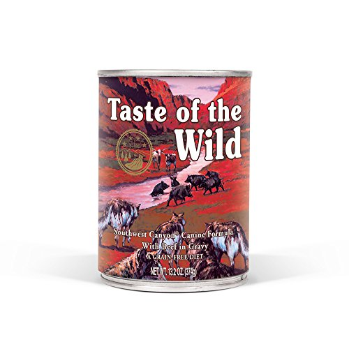 Taste of the Wild Grain Free High Protein Wet Canned Stew Do