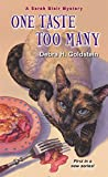 Image of One Taste Too Many (A Sarah Blair Mystery)