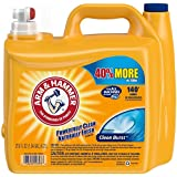 Arm & Hammer Laundry Detergent He, Clean Burst, 210 Ounce