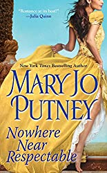 Nowhere Near Respectable (The Lost Lords series Book 3)