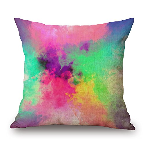 Beautifulseason Geometric Throw Pillow Covers ,best For Boy Friend,chair,bar Seat,saloon,gf,kids Room 16 X 16 Inches / 40 By 40 Cm(two Sides)