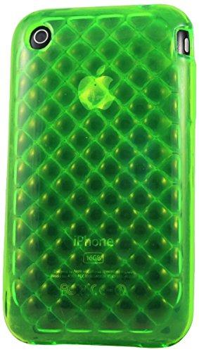 Katinkas KATIP31100 Soft Cover für Apple iPhone 3G/3GS Watercube grün