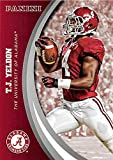 T.J. Yeldon football card (Alabama Crimson Tide) 2015 Panini Team Collection #64